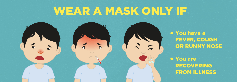 No masks?