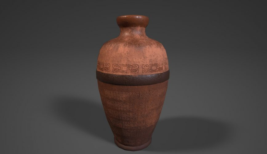 A Stolen Antique Vase